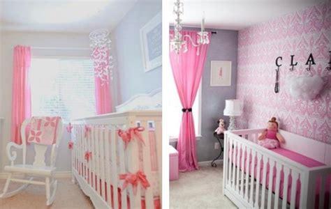 idee deco chambre bebe fille et gris visuel 7