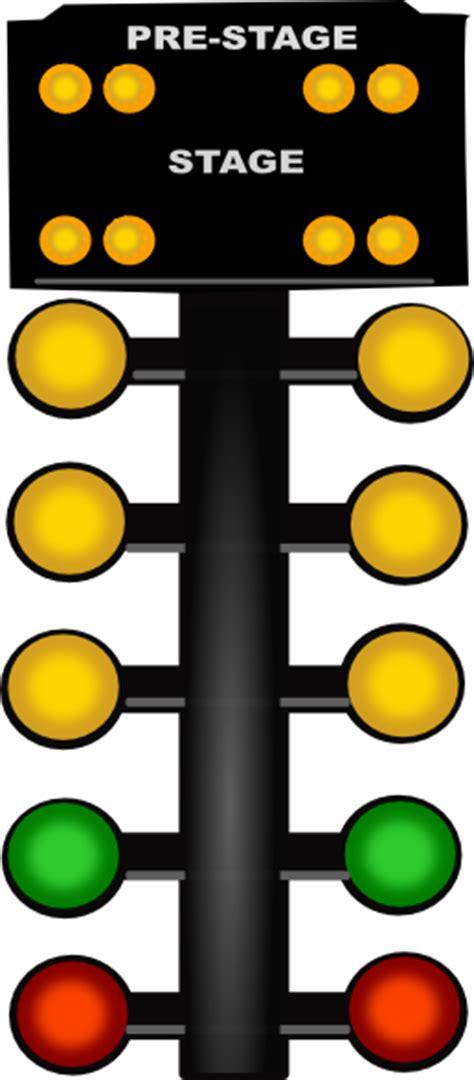 drag racing tree lights racing tree clip at clker vector clip