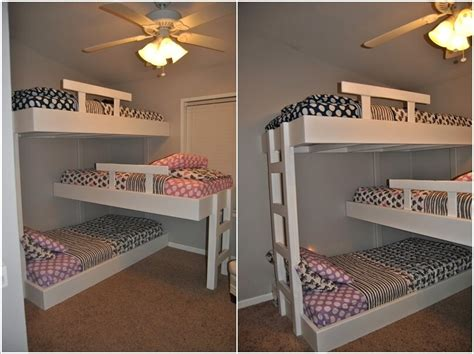 diy bunk beds build your own bunk beds diy custom house woodworking