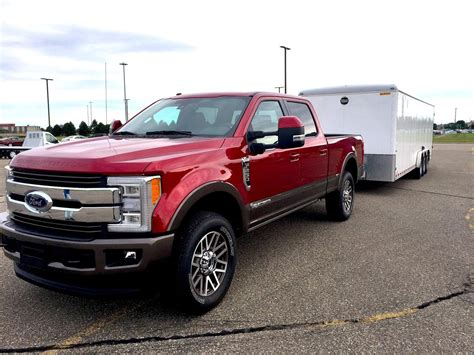 2017 F 250 Horsepower by 2018 Ford F250 Gas Engine Reviews And Horsepower 2019