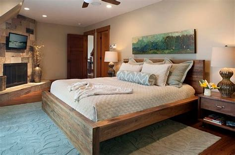 wood bed frame construction 10 rustic and modern wooden bed frames for a stylish bedroom
