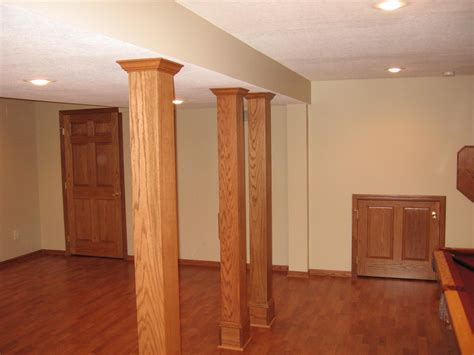 basement support posts basement columns img 1367 jpg images frompo