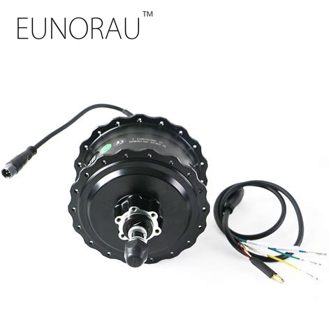 Electric Bike Motor by 48v750w 8fun Rear Hub Motor Electric Bike Motor Kit For