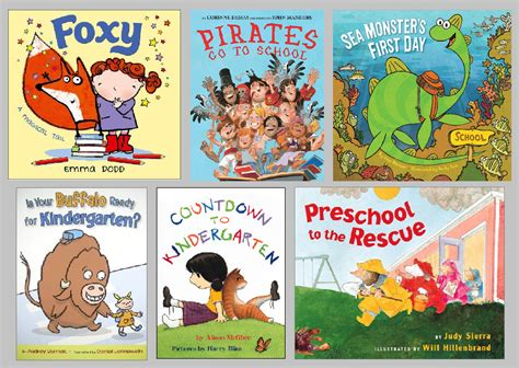 picture books for kindergarten castle children s corner back to school