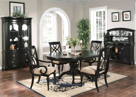 dining room table black formal dining room tables black home design ideas 187 home