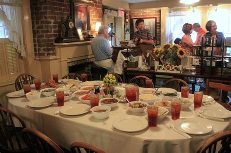 mrs wilkes dining room southern food in the south