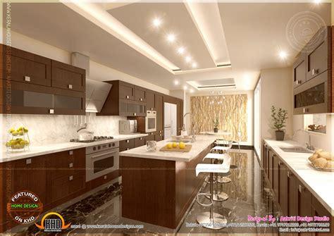 kitchen design kerala houses kitchen designs by aakriti design studio kerala home