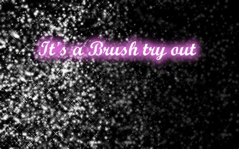 paint tool sai glitter brush sparkle brush try out by flannery411 on deviantart