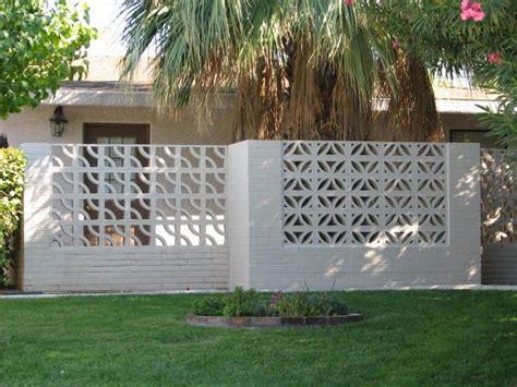 decorative concrete blocks for garden walls 25 trending concrete blocks ideas on flower
