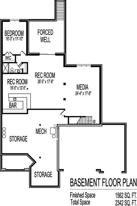 2 bedroom floor plans with basement basement blueprint reno ideas room renovation floor plans