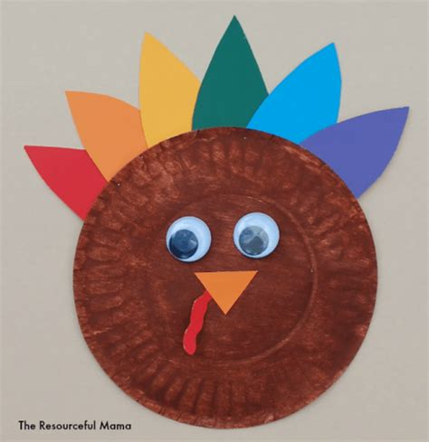 easy thanksgiving paper crafts 25 easy thanksgiving crafts for socal field trips