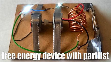 for to make free free energy generator easy to build 100 free design