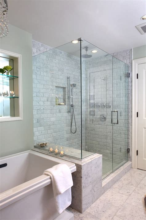 bathroom glass shower ideas 50 awesome walk in shower design ideas top home designs