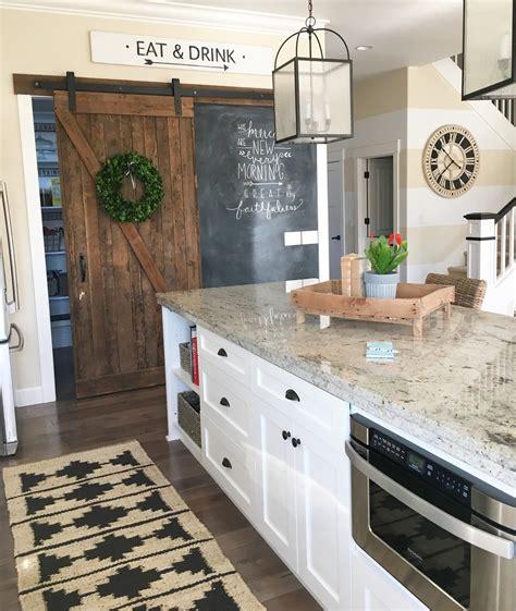 farmhouse kitchen design ideas 26 modern farmhouse kitchen decorating ideas onechitecture