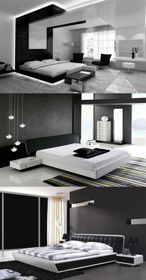 bedroom black and white modern black and white bedroom design ideas interior design