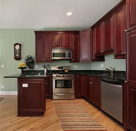 Kitchen Wall Colors With Cherry Cabinets clearance sale kitchen cabinets