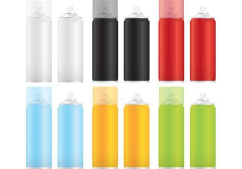 spray paint vector paint spray can vector free vector stock