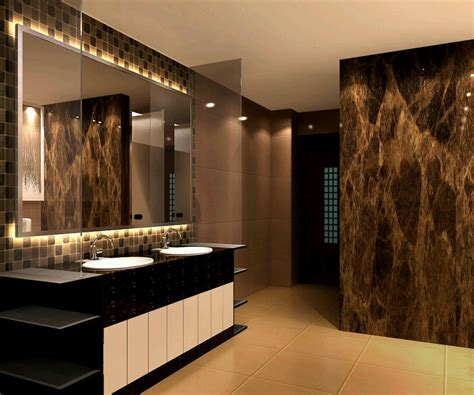 new modern bathroom designs new home designs modern homes modern bathrooms