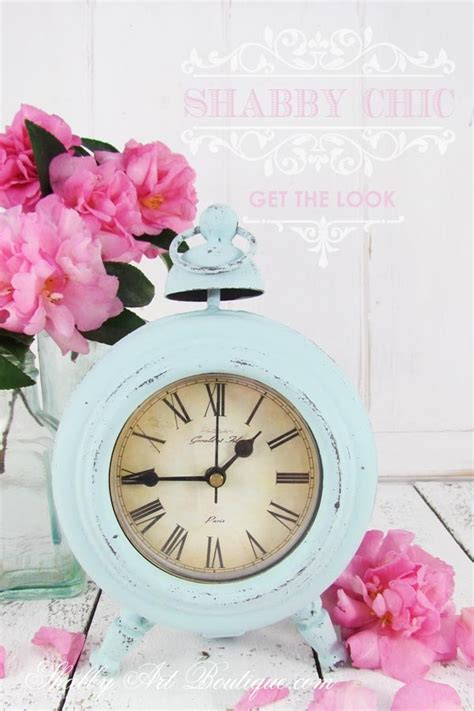 shabby chic get the look shabby boutique