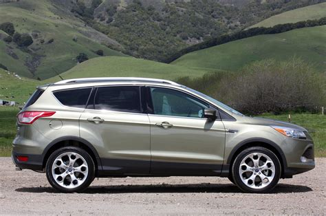 2013 Ford Escape Mpg by 2013 Ford Escape 1 6l Ecoboost Officially At 23 33