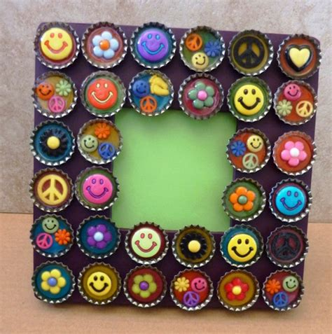 photo craft projects handmade photo frame craft project crafts and arts ideas