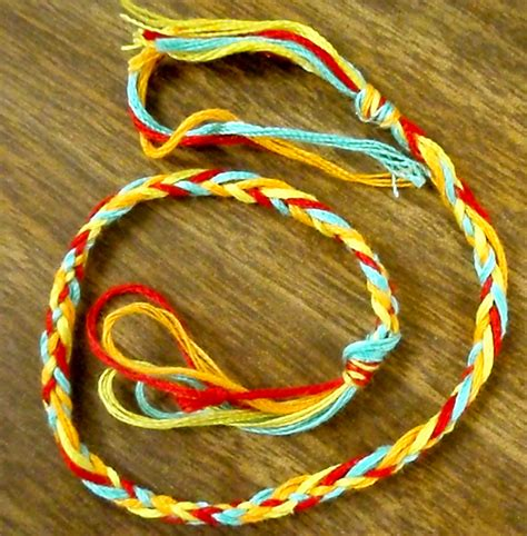 how to knit a friendship bracelet want to make bracelets using string 25 ideas here