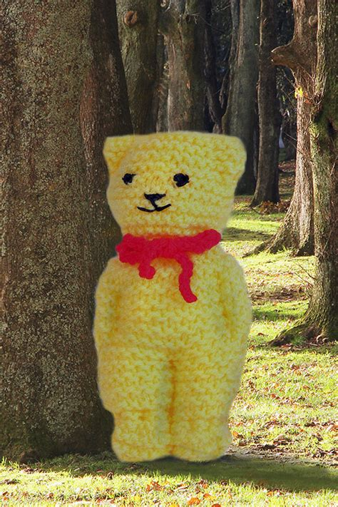 knitted teddy patterns uk knitted teddy pattern easy to follow instant
