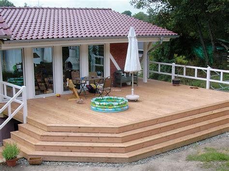 Danwood Haus Verkleinern by Parkett Terrasse Tischlerei Holz Co Aspenstedt Bei