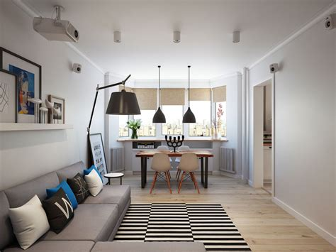 apartment style going scandinavian in style space savvy apartment in moscow