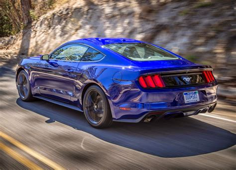 Ford Car Wallpaper Hd by Ford Mustang Ecoboost Hd Car Wallpapers O Wallpaper