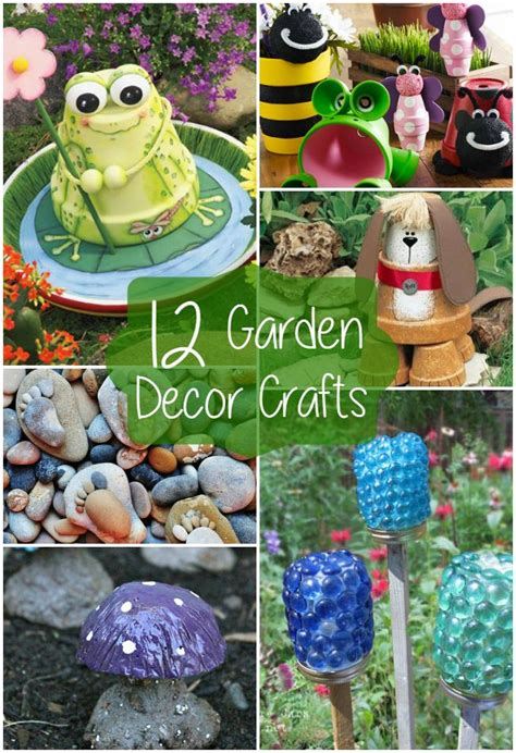 diy outdoor decor best 25 diy garden decor ideas on diy yard