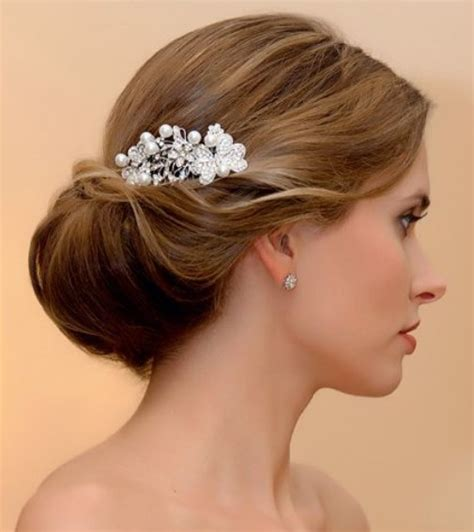 hair with pretty wedding hairstyles with accessories pretty designs