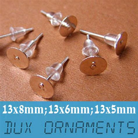earring posts for jewelry wholesale earring findings ear posts for jewelry