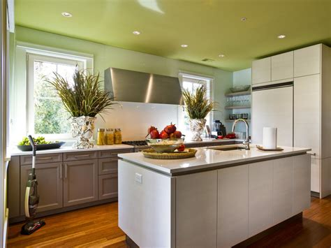 kitchen ceiling ideas pictures painting kitchen ceilings pictures ideas tips from hgtv hgtv