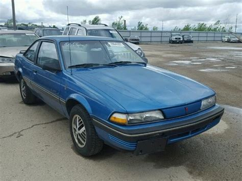 blue book value for used cars 1991 pontiac firefly electronic throttle control auto auction ended on vin 1g2jb14k5m7594733 1991 pontiac sunbird in il peoria
