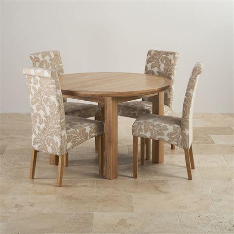 oak dining table set pic 5b v extendable dining table r2250 25052012