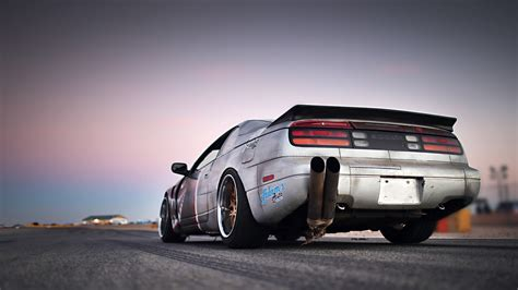 Car Exhaust Wallpaper by Nissan 300zx Car Tuning Drift Stance Speedhunters