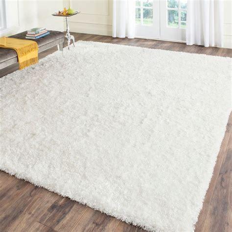 white shag area rug best 25 white shag rug ideas on bedroom rugs