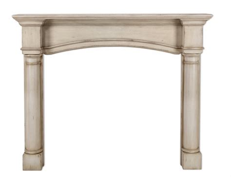 pearl mantels pearl mantels 159 48 princeton 48 quot fireplace mantel surround