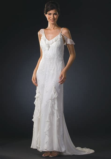 Ivory Beaded Dress 1918