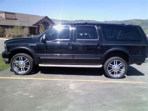 2001 Ford Excursion by Bigairskier 2001 Ford Excursion Specs Photos