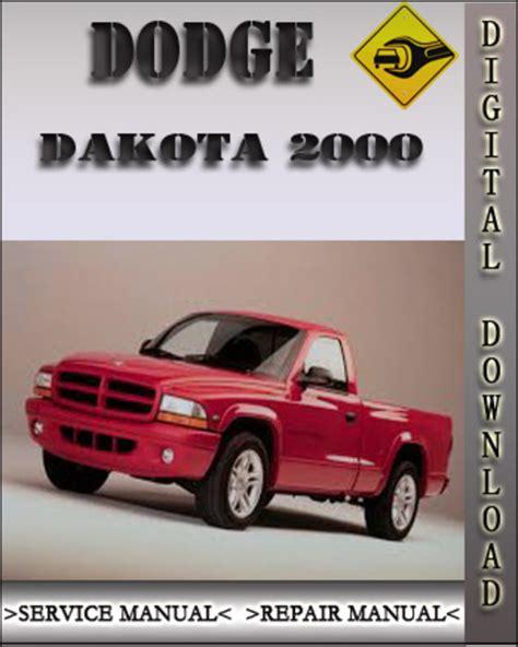 vehicle repair manual 1999 dodge dakota club on board diagnostic system service manual work repair manual 2000 dodge dakota club service manual all car manuals free