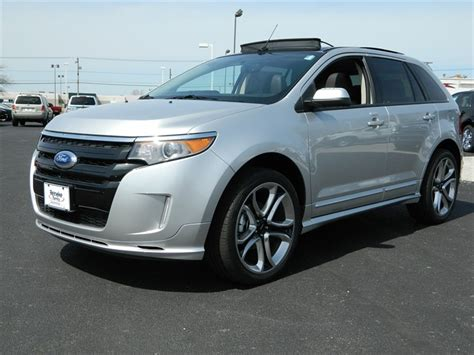 2013 Ford Edge Sport by Pics For Gt 2013 Edge Sport