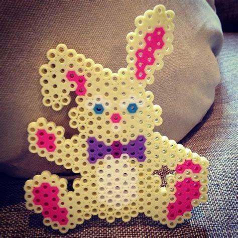 easter hama bead patterns easter bunny perler by zacbaran hama time