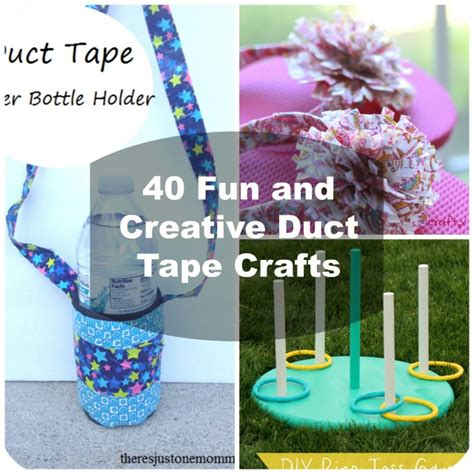 duct crafts 40 easy diy duct crafts