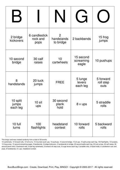 make bingo cards bingo cards to print and customize