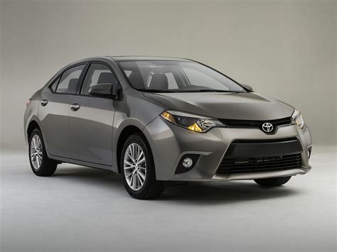 Toyota Corolla by 2016 Toyota Corolla Price Photos Reviews Features