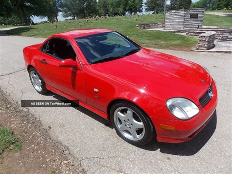 1999 Mercedes Slk230 by 1999 Mercedes Slk230 Performance Parts
