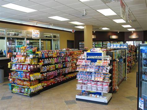 convenience store shelving hussmann shelving