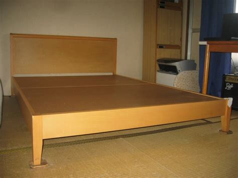discount king bed frames king size bed and mattress sayonara sale tokyo japan